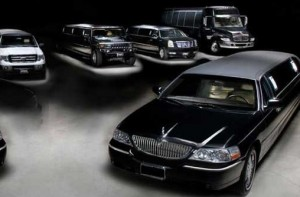 many limousines