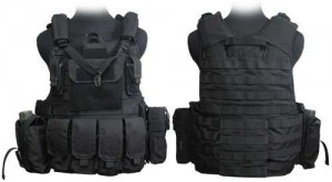 tactical gear vest
