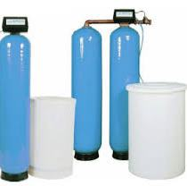 Water softener unit