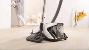 a classy vacuum cleaner